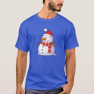 雪だるま Tシャツ