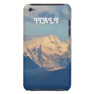 雪によっておおわれるドロマイト Case-Mate iPod TOUCH ケース