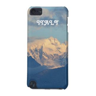 雪によっておおわれるドロマイト iPod TOUCH 5G ケース