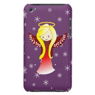 雪のかわいらしい天使 Case-Mate iPod TOUCH ケース