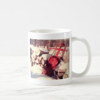雪のそり コーヒーマグカップ