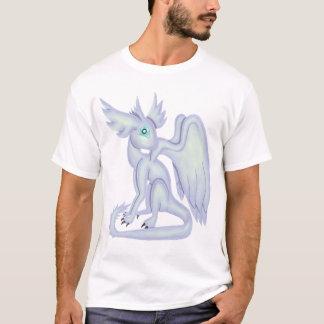 雪のドラゴン Tシャツ