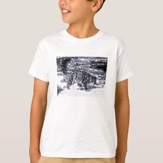 雪のハンター3 Tシャツ