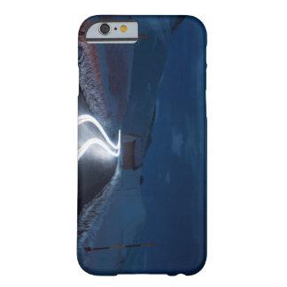 雪の光ビーム BARELY THERE iPhone 6 ケース