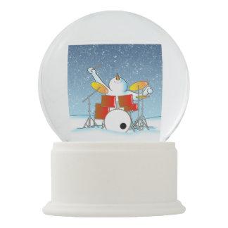 雪の喧騒 スノーグローブ