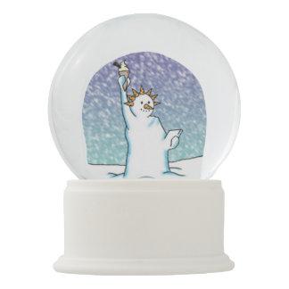 雪の女王 スノーグローブ