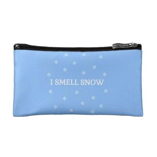 雪の恋人 コスメティックバッグ