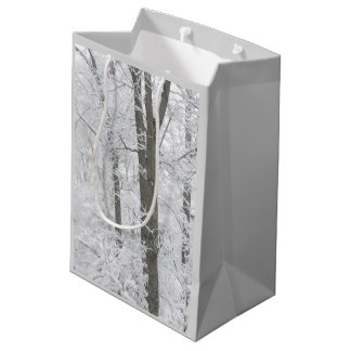 雪の砂糖菓子 --- ミディアムペーパーバッグ