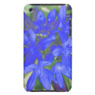 雪の蛍光青の栄光 Case-Mate iPod TOUCH ケース
