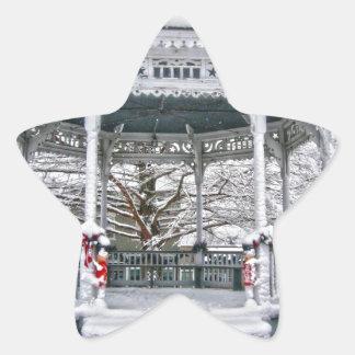 雪の裁判所の望楼 星シール
