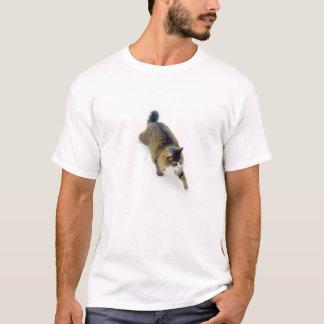 雪のMaxine Tシャツ