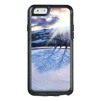 雪は2009年を尾行します オッターボックスiPhone 6/6Sケース
