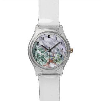 雪山 腕時計