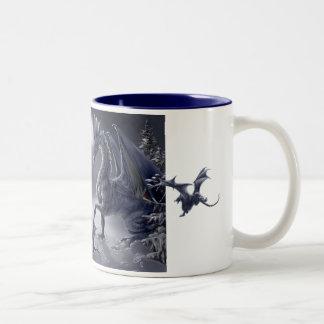 雪日 ツートーンマグカップ