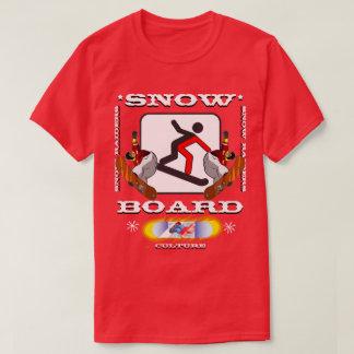 雪板文化 Tシャツ