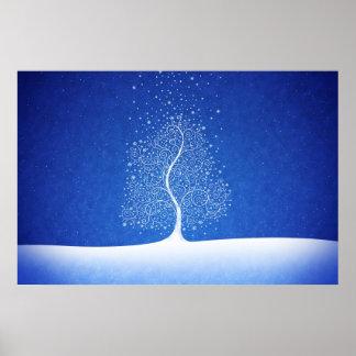 雪片が生まれるところ ポスター