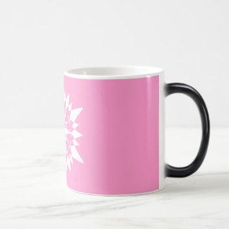 雪片のコーヒー・マグ モーフィングマグカップ
