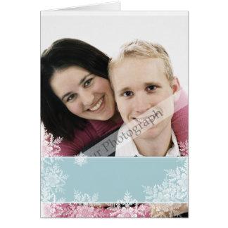 雪片の上敷と一流 カード