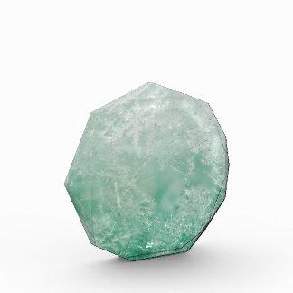 雪片の水晶 表彰盾