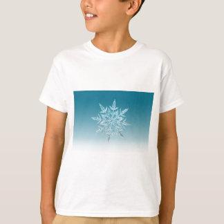 雪片の水晶 Tシャツ