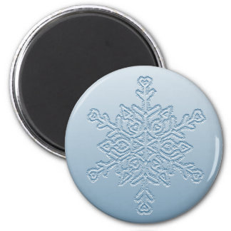 雪片の磁石 マグネット