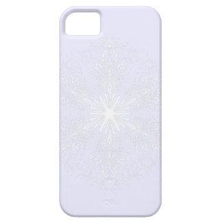 雪片の箱 iPhone SE/5/5s ケース