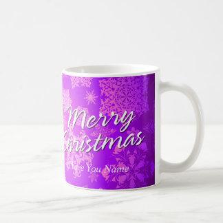 雪片の芸術8のマグの選択 コーヒーマグカップ