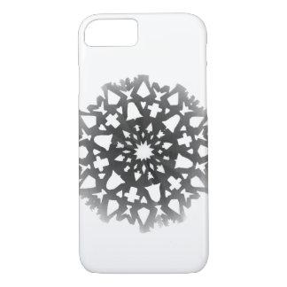 雪片のphonecase iPhone 8/7ケース