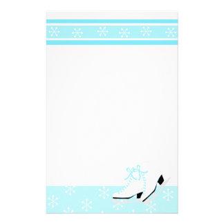 雪片はアイススケートします 便箋