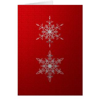 雪片 カード