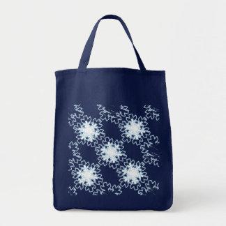 雪片 トートバッグ