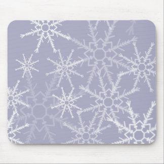 雪片 マウスパッド