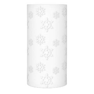 雪片- LEDの蝋燭 LEDキャンドル
