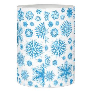 雪片 LEDキャンドル