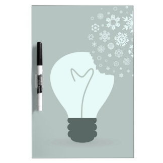 雪片bulb2 ホワイトボード