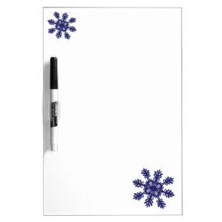 雪片II ホワイトボード