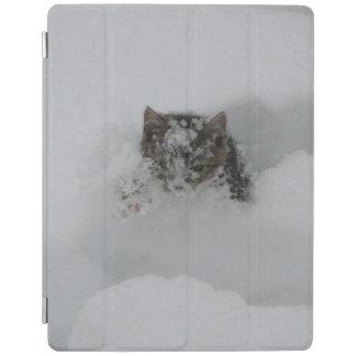 雪猫 iPadスマートカバー