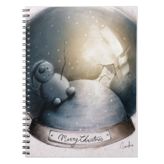 雪玉 ノートブック