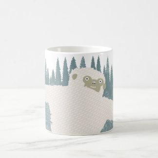 雪男の抱擁2 コーヒーマグカップ
