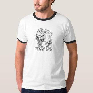 雪男 Tシャツ