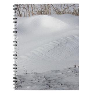 雪銀行 ノートブック
