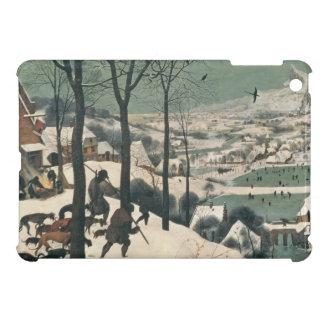 雪- 1565年1月のハンター iPad MINIケース