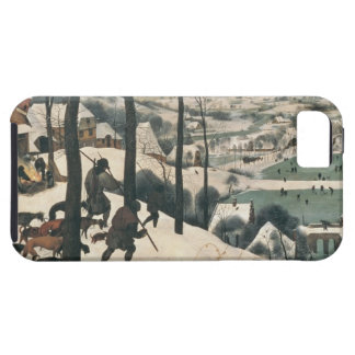 雪- 1565年1月のハンター iPhone SE/5/5s ケース