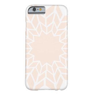 雪 BARELY THERE iPhone 6 ケース