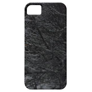 雪 iPhone SE/5/5s ケース