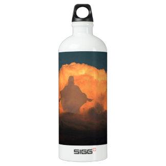 雲のイエス・キリストのクールなイメージ ウォーターボトル