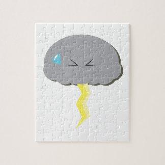 雲のウンチ ジグソーパズル