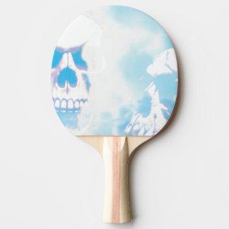 雲のスカル 卓球ラケット