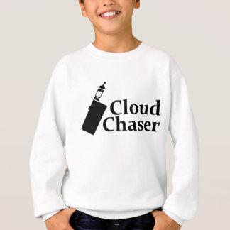 雲のチェーサー スウェットシャツ