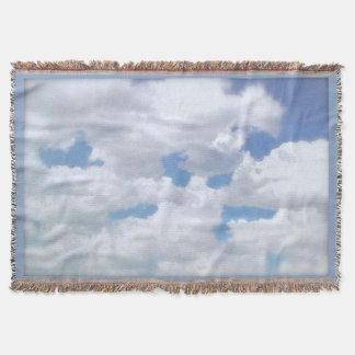 雲のブランケット スローブランケット